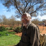 Central Australian takes NT Senior Australian of the Year Award for 2011